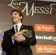 Bota Oro Messi