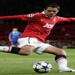 «Chicharito» Hernández, se afianza en el Manchester United