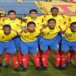 Colombia venció a la U-17 en México