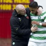 Celtic sigue imparable, Izaguirre dio un pase de gol