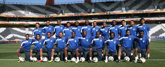 Seleccion Mundial Sudafrica 2010