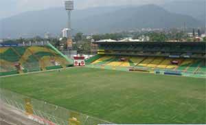 Estadio Morazan