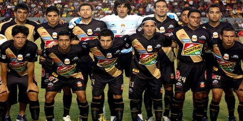 Morelia-team