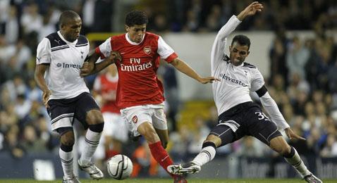 Wilson Palacios Vs Arsenal
