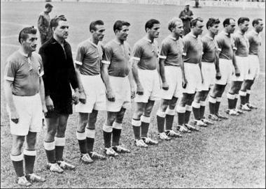 Alemania Campeon Mundial 1954
