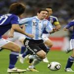 Triunfo histórico de Japón sobre Argentina