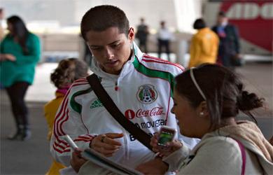 Chicharito Ciudad Juarez
