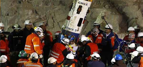 Chile Mineros