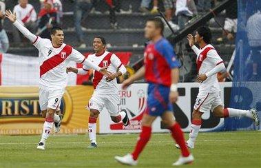 Peru Costa Rica