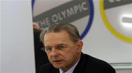 Jacques Rogge COI