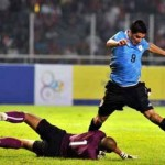 Uruguay cerró gira por Asia, con otra goleada