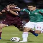 Abucheado el Tri en empate contra Venezuela