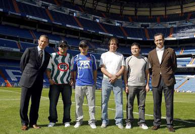 Mineros Real Madrid