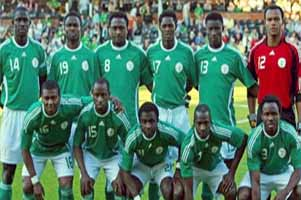 Seleccion Nigeria WC2010