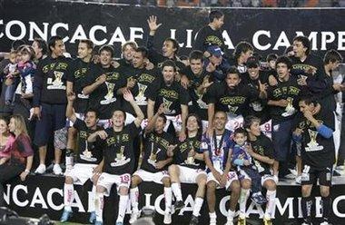 Pachuca Campeón Concacaf 2009-2010