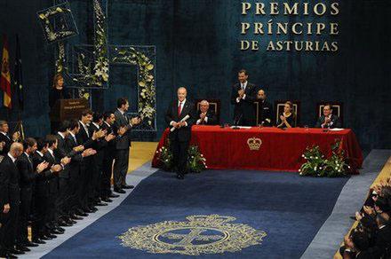 Premio Prince de Austurias