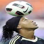 Ronaldinho regresa al Scratch