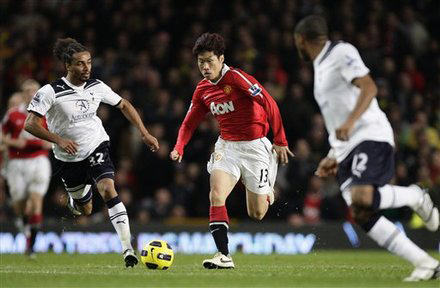 Wilson Palacios Manchester United