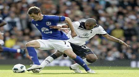 Wilson Palacios Everton