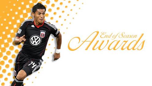 Andy Najar premios