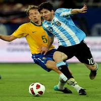 Argentina Brasil 2010