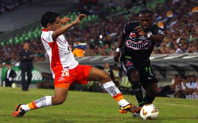Christian Valdez Jaguares C Benitez Santos