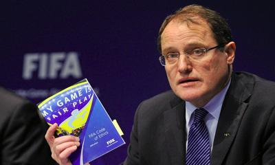 Claudio Sulser Comite Etica FIFA