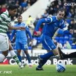 Celtic cayó y no aprovechó derrota de Rangers