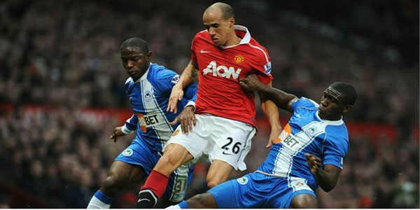 Hendry Thomas Maynor Manchester United