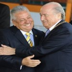 Blatter apoya las 4 plazas para Conmebol