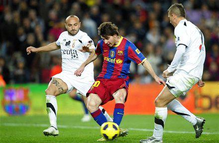 Lio Messi Ceuta Copa del Rey