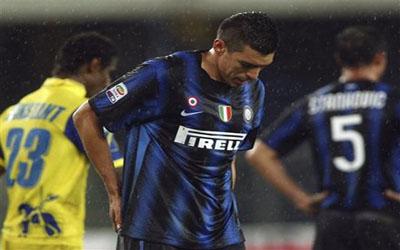 Lucio Inter Milán