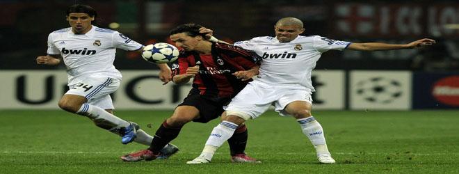 Real Madrid Milán