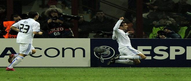 Pedro León Real Madrid