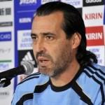 Checho Batista, destituido en Selección Argentina