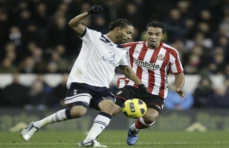 Tottenham Sunderland