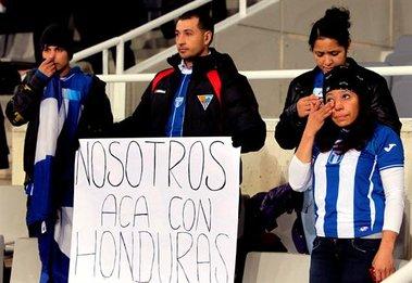 Aficionados Hondureños