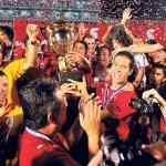 Alajuela alzò la Copa 27 de su historia