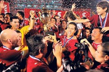 Alajuela Campeon Costa Rica