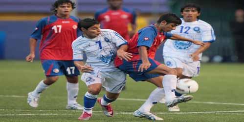 El Salvador Costa Rica U20