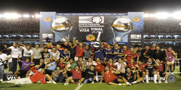 Indepediente Campeon Copa Sudamericana 2010