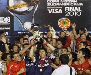 Independiente Campeón Sudamericana