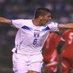 Doblete de Leverón da triunfo a Honduras