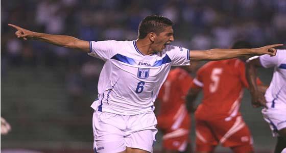 Johnny Leveron contra Panama