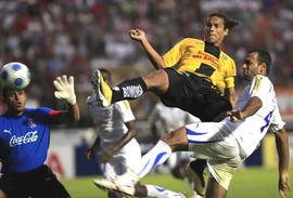 Noel Valladares final Real Espana