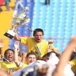 Nueve futbolistas hondureños jugarán en Guatemala