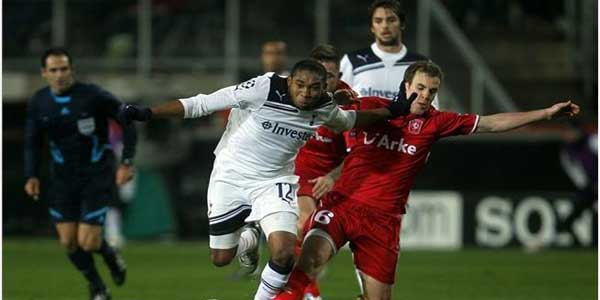 Wilson Palacios contra Twente