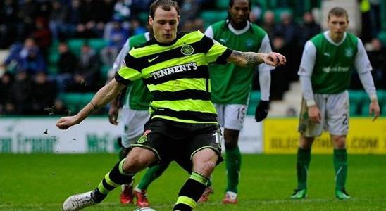 Anthony Stoke Celtic