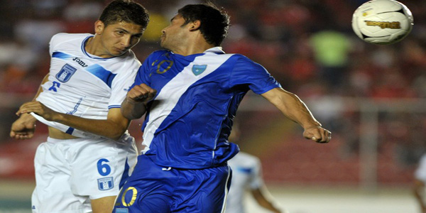 Jhonny Leveron Carlos Ruiz Copa Centroamericana 2011