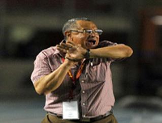 Juan de Dios Castillo, entrenador de Honduras